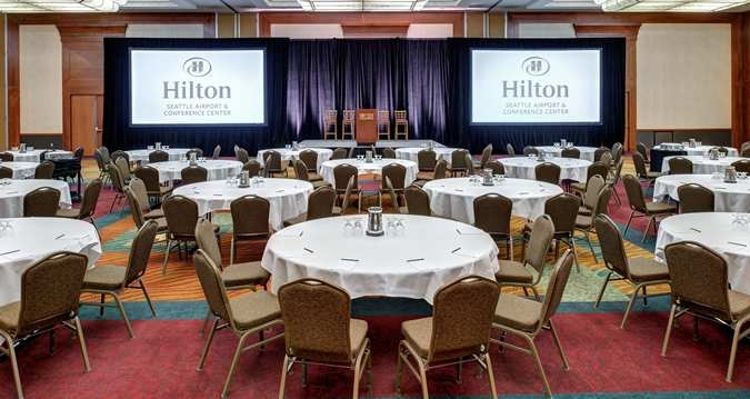 Hilton Seattle Airport & Conference Center image 6