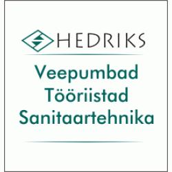 Hedriks OÜ logo