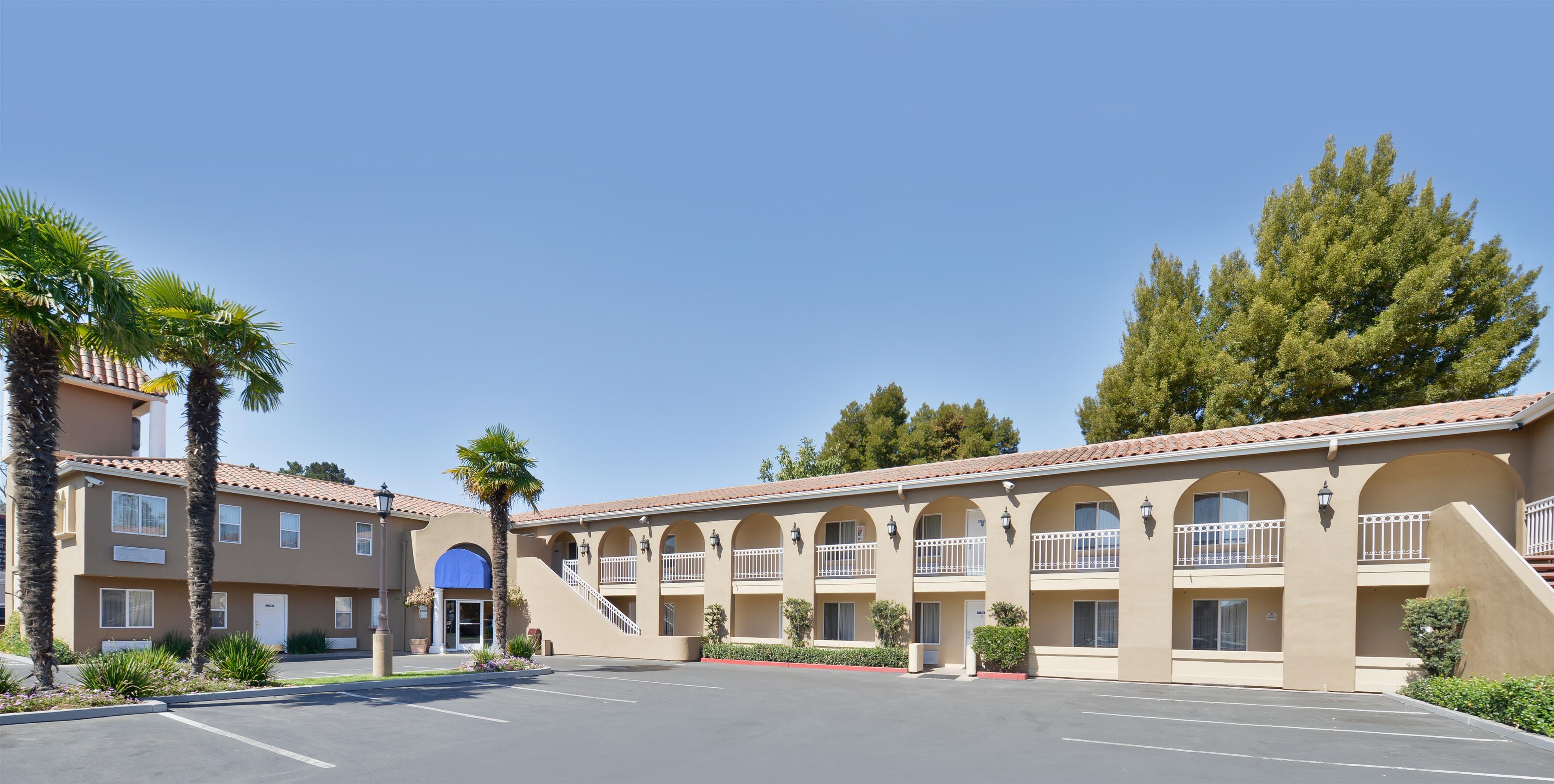 Redwood City Motels Hotels