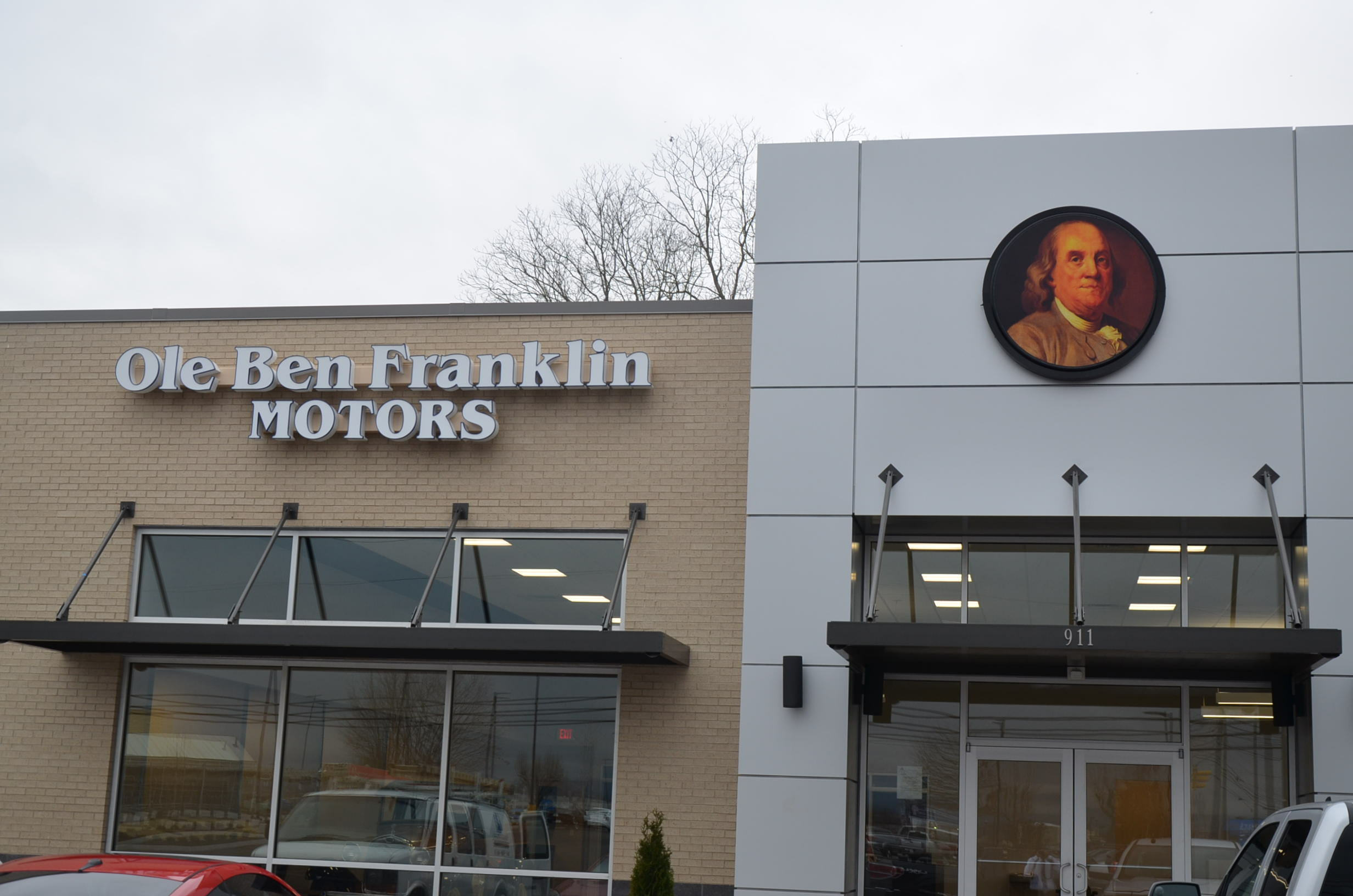 ole ben franklin motors alcoa in alcoa tn whitepages