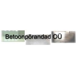 Betoonpõrandad OÜ logo