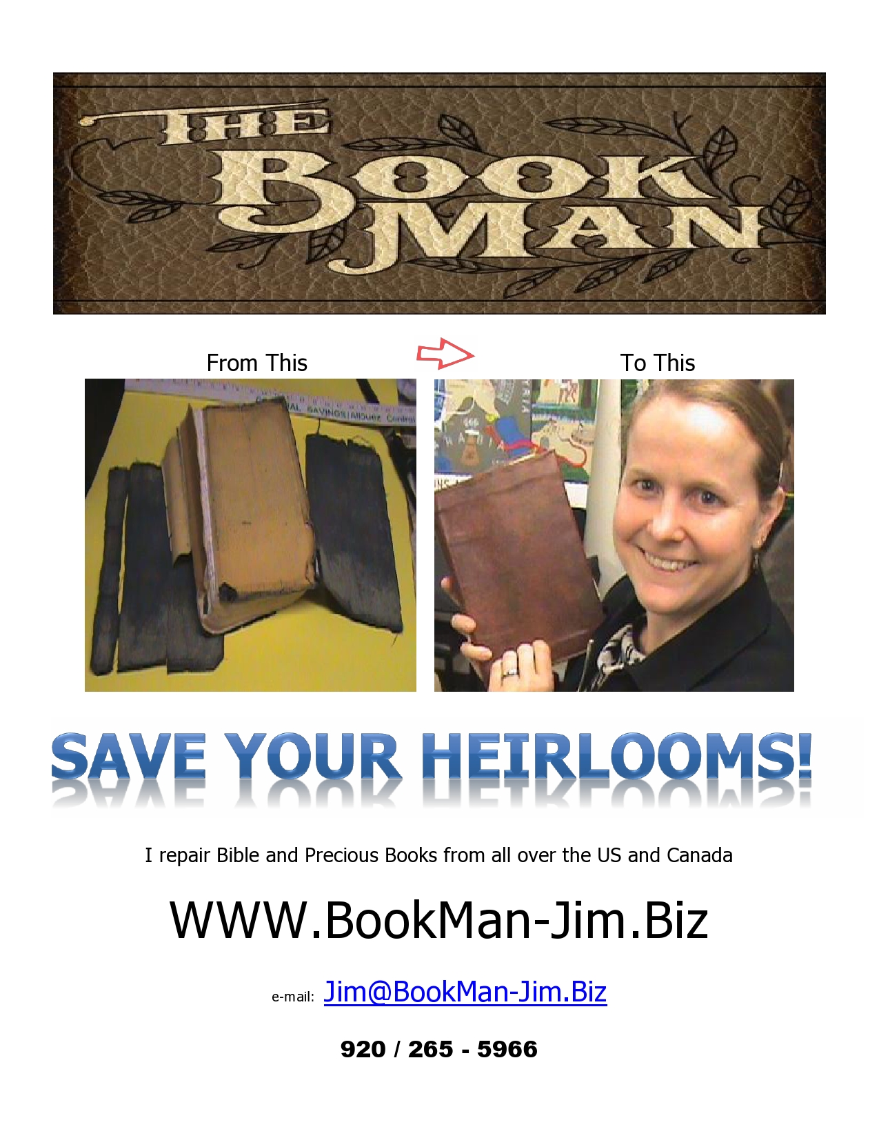 THE Book Man image 0