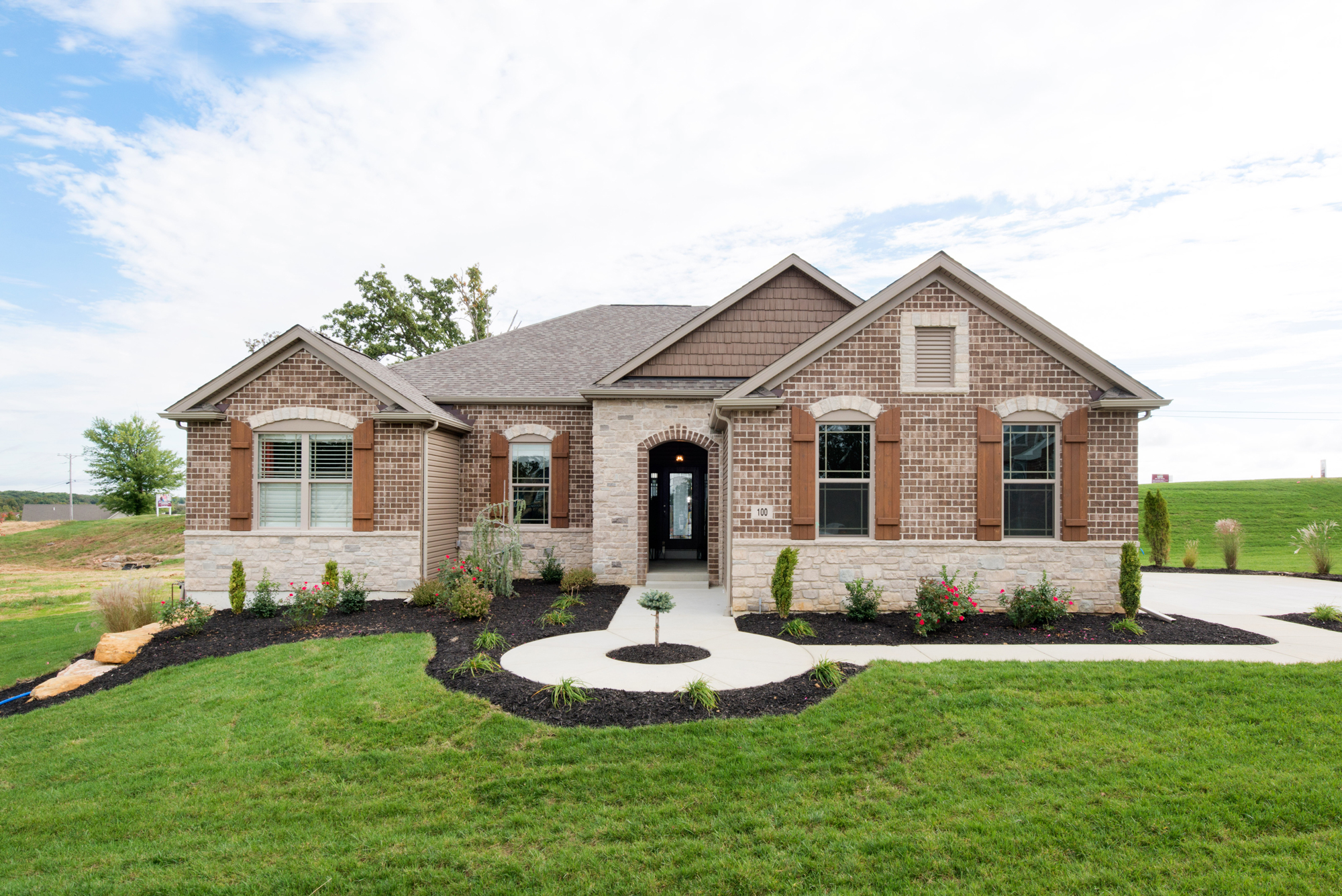 Lombardo homes in lake st louis mo 636 265 2 for Home builders missouri