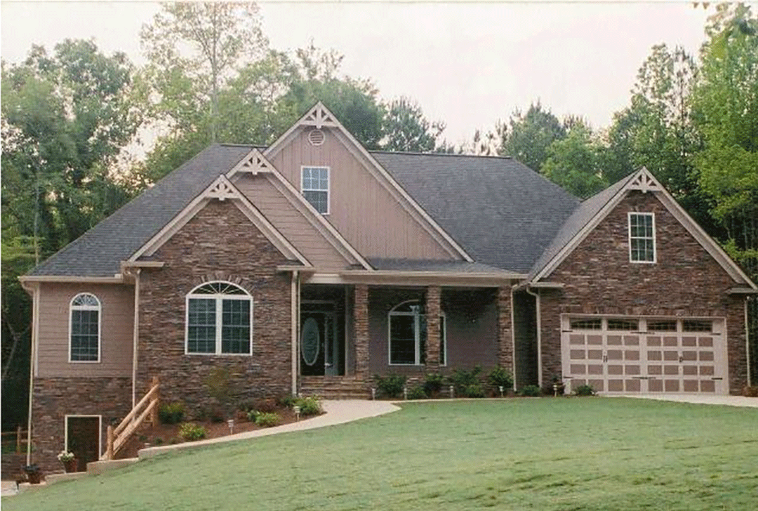 Trinity custom homes ellijay ga business page for Custom home builders georgia