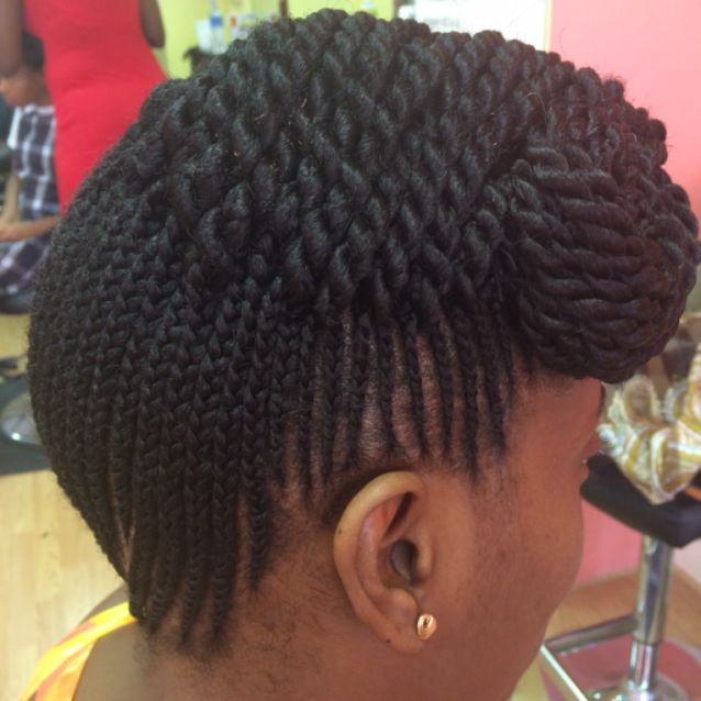 Aisha Hair Braiding image 69
