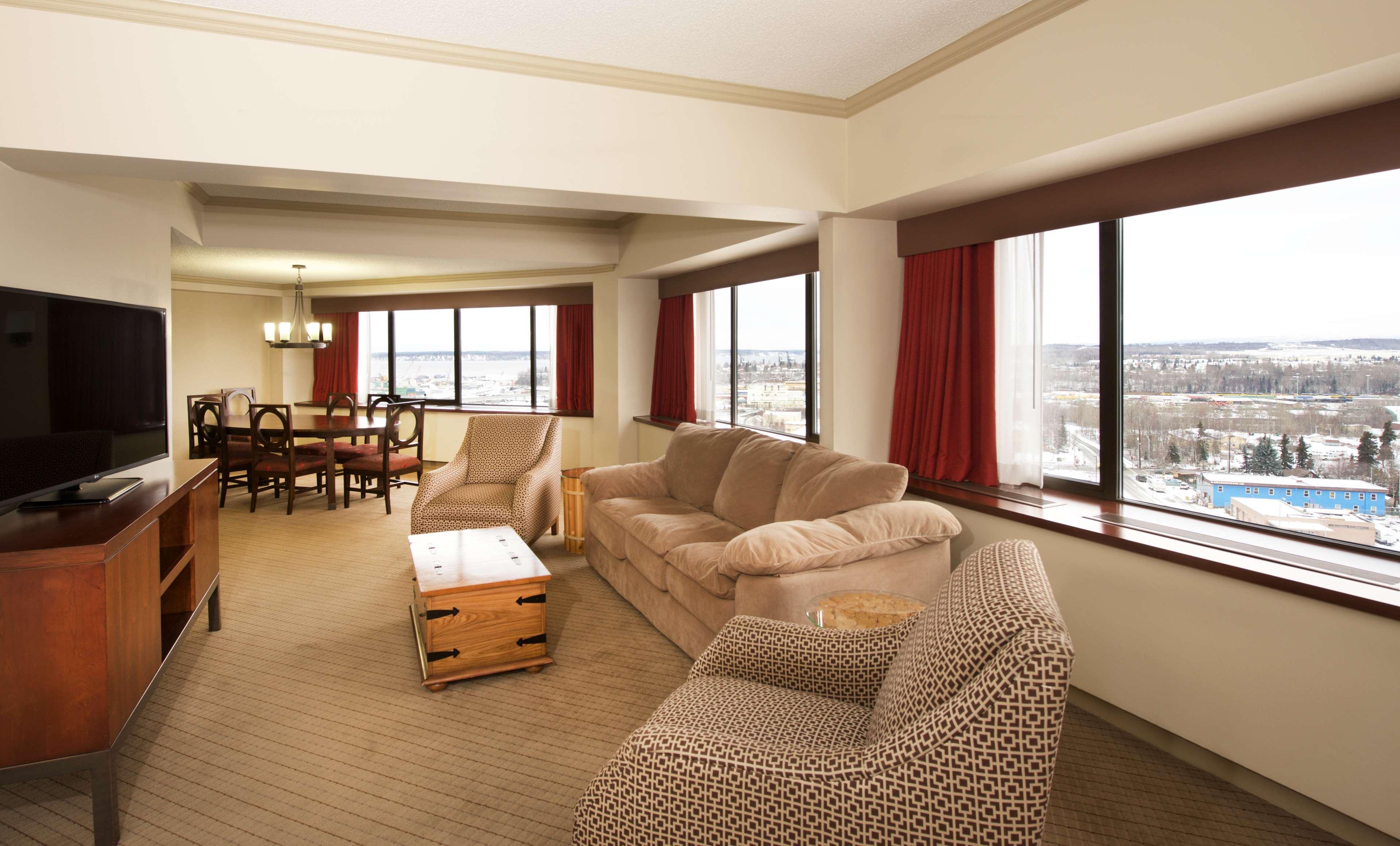 Sheraton Anchorage Hotel & Spa image 21