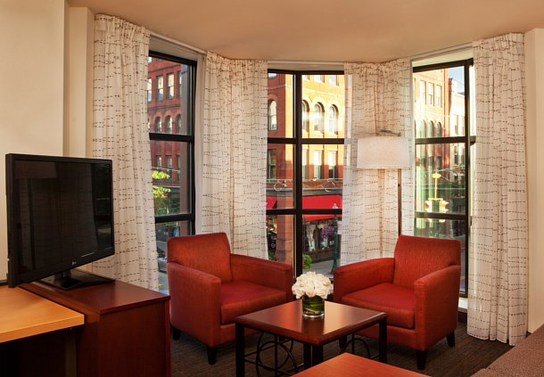 Residence Inn by Marriott Syracuse Downtown at Armory Square image 3