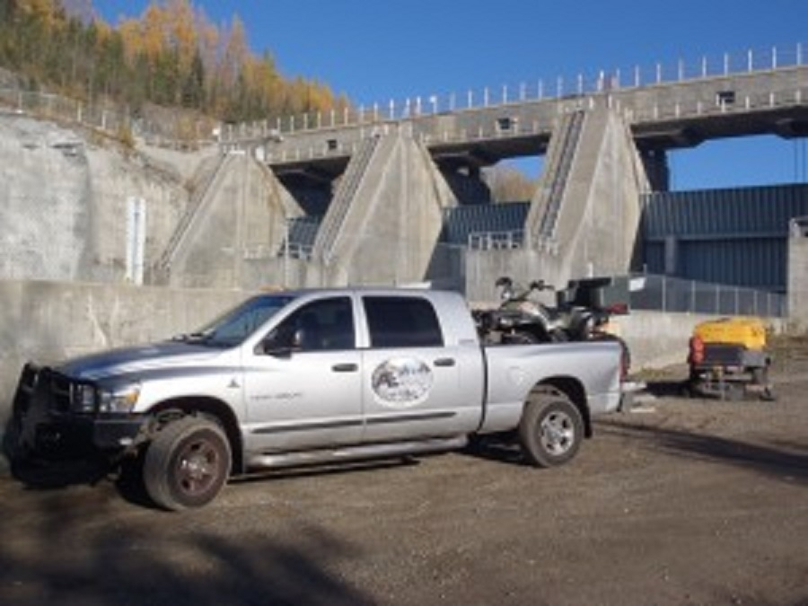 ALARA Environmental Health & Safety in Vancouver: Notable projects: WAC Bennett Dam