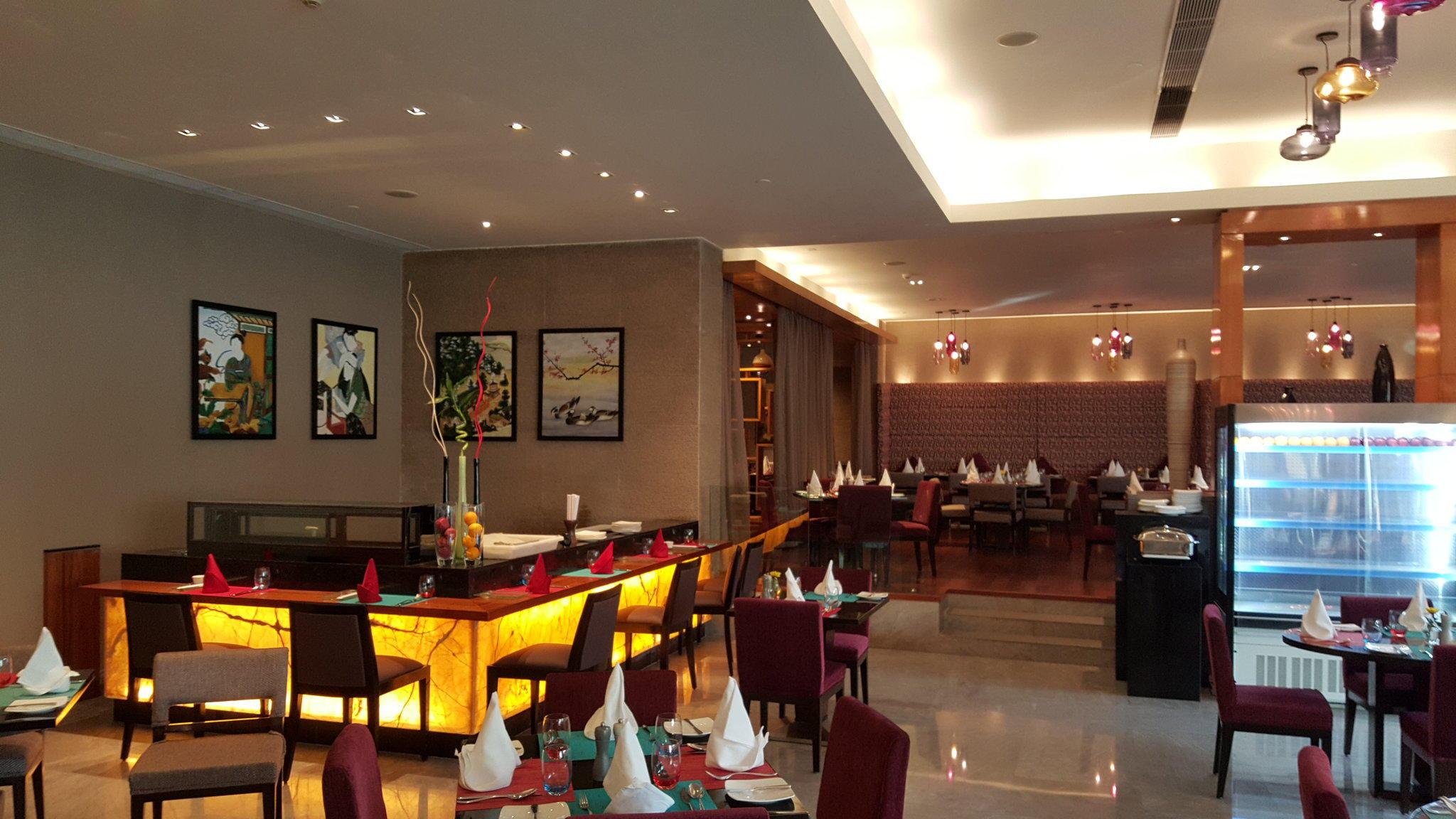 Crowne Plaza Gurgaon, an IHG Hotel