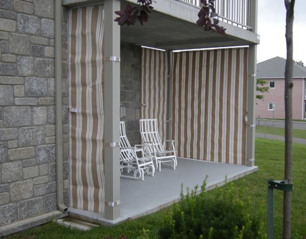 Les Toiles Gérard Courtois Inc à Victoriaville