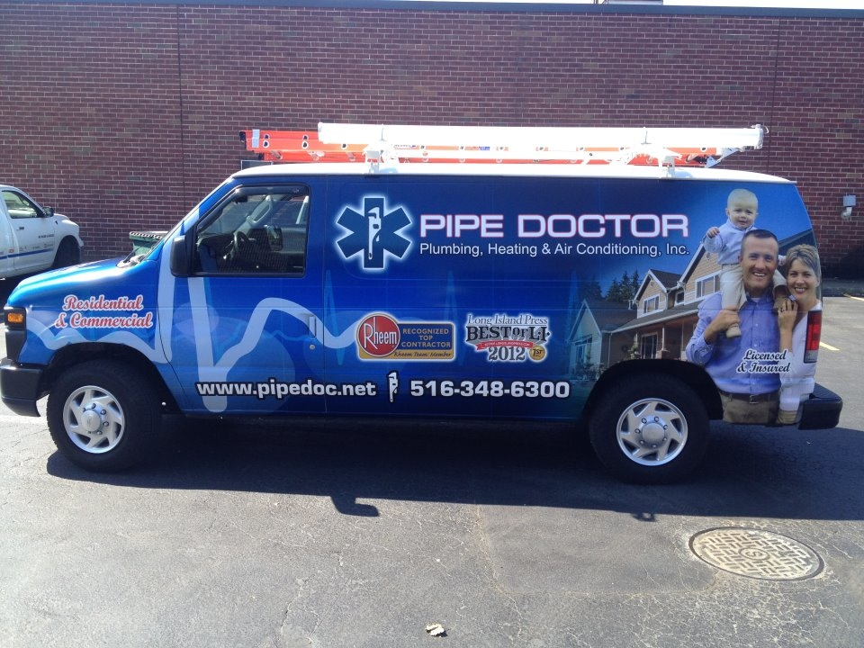 Pipe Doctor Plumbing, Heating & Air Conditioning, Inc. image 14