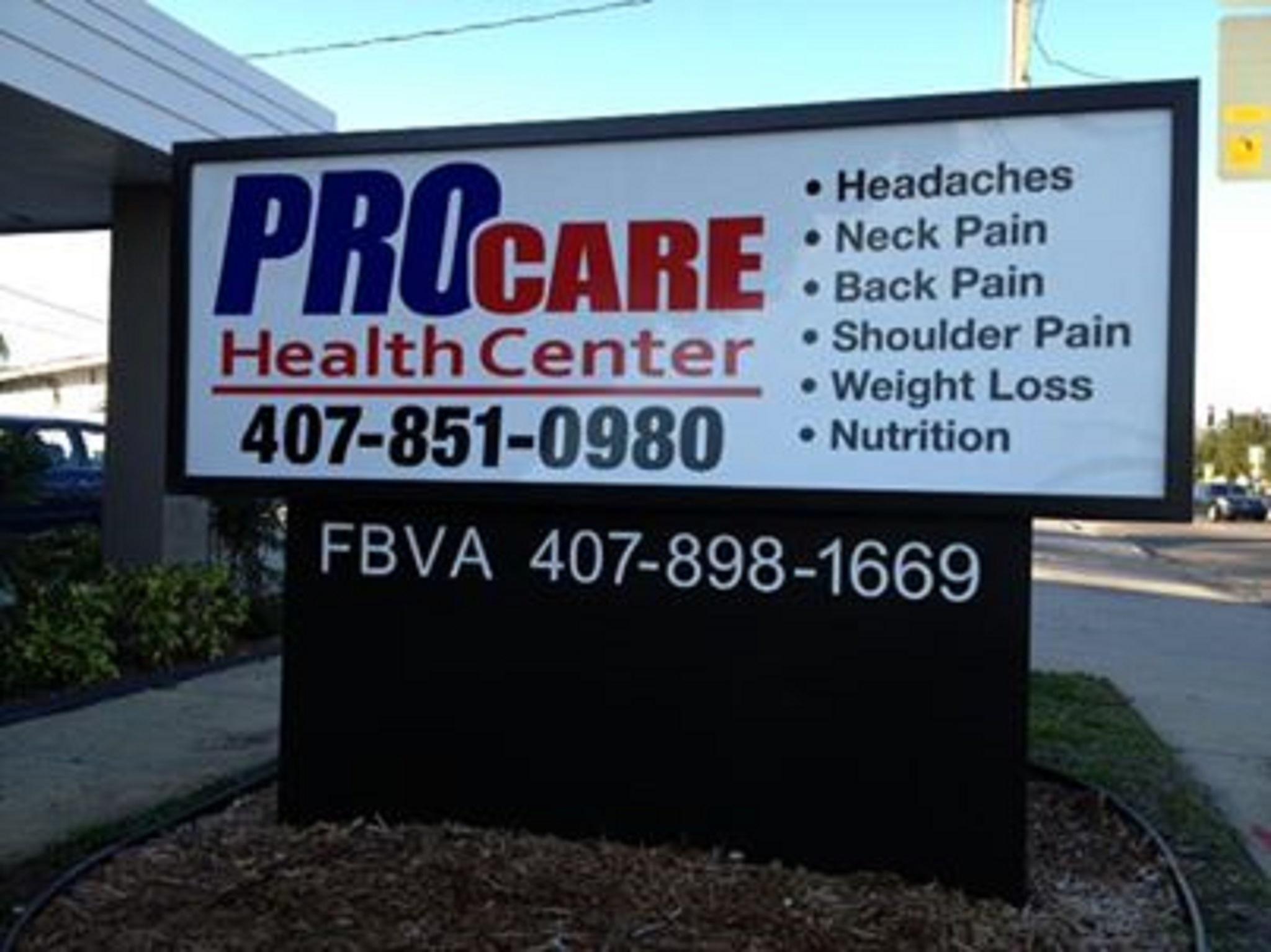 Pro Care Health Center image 1