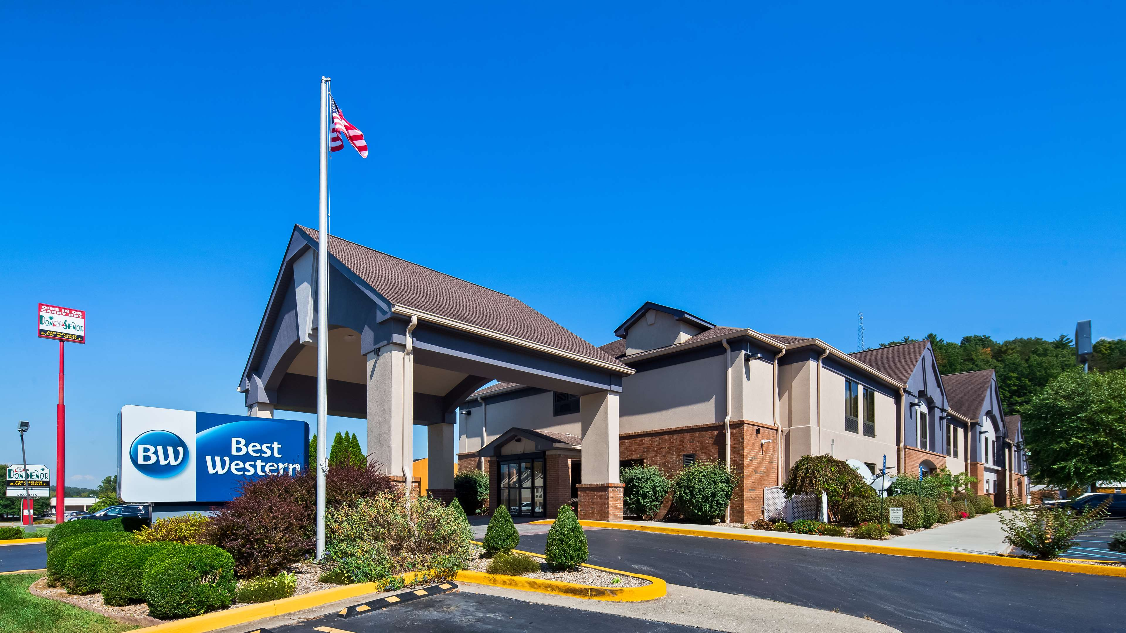 Best Western Eagles Inn image 1
