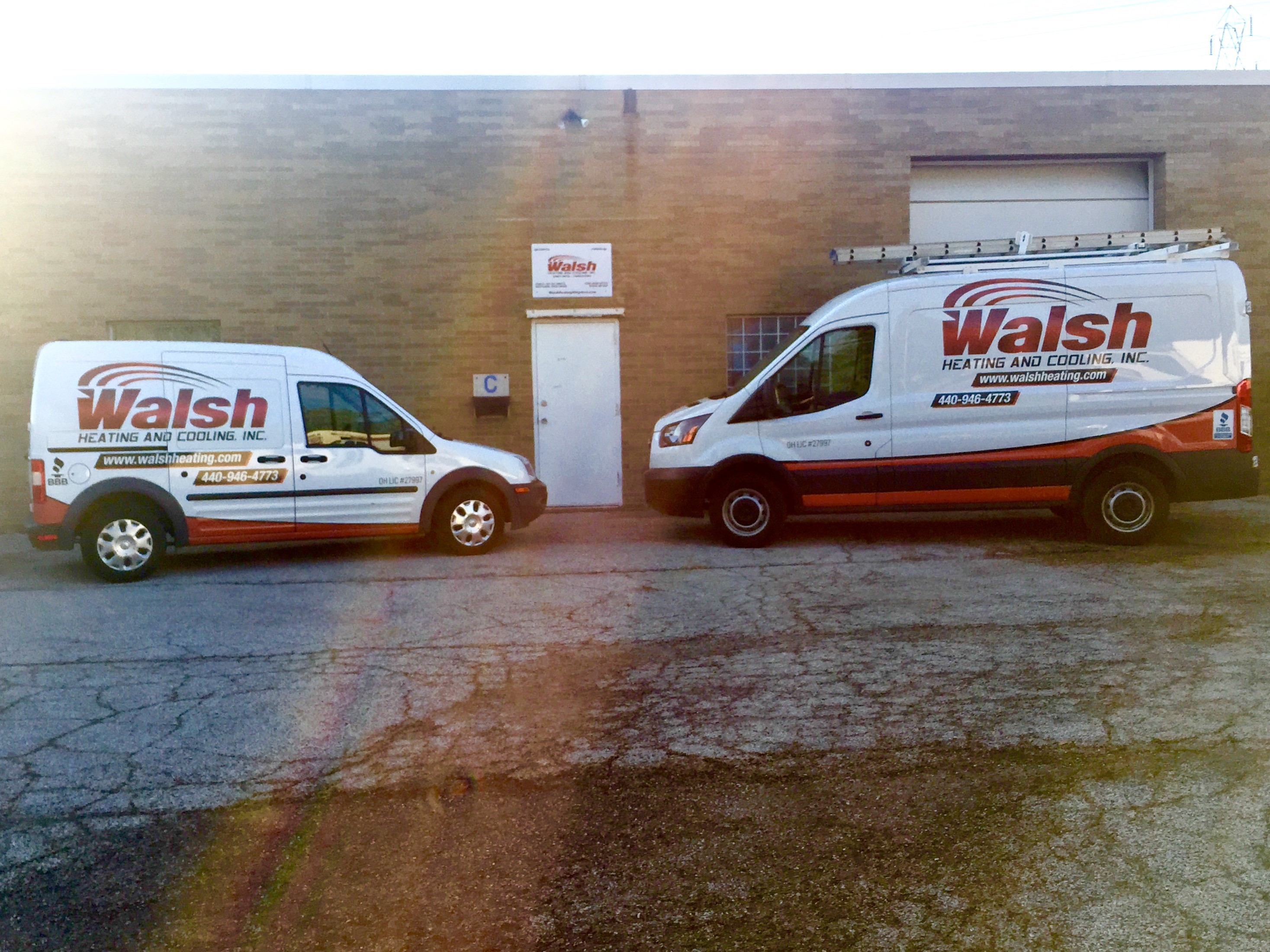 Walsh Heating and Cooling image 1