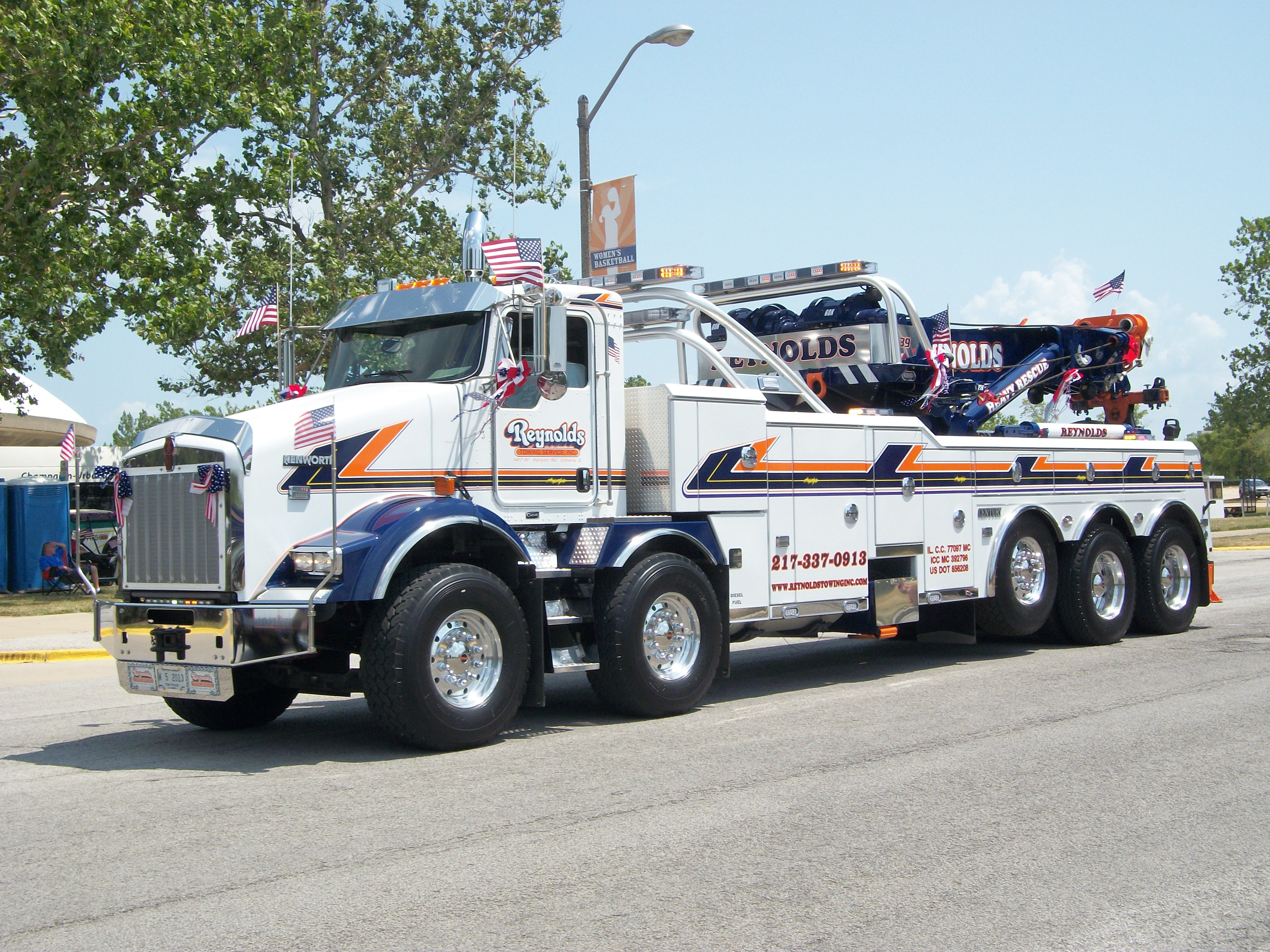 Reynolds Towing Service image 9