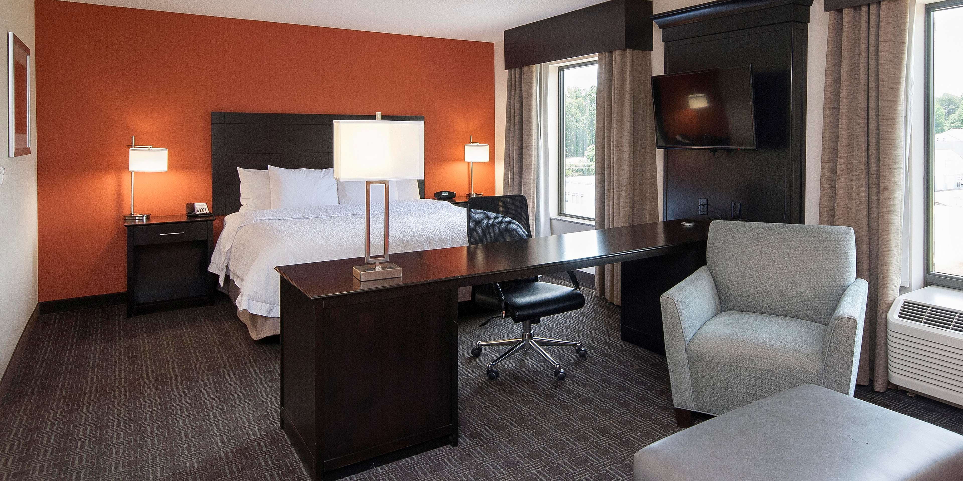 Hampton Inn & Suites Seneca-Clemson Area image 30
