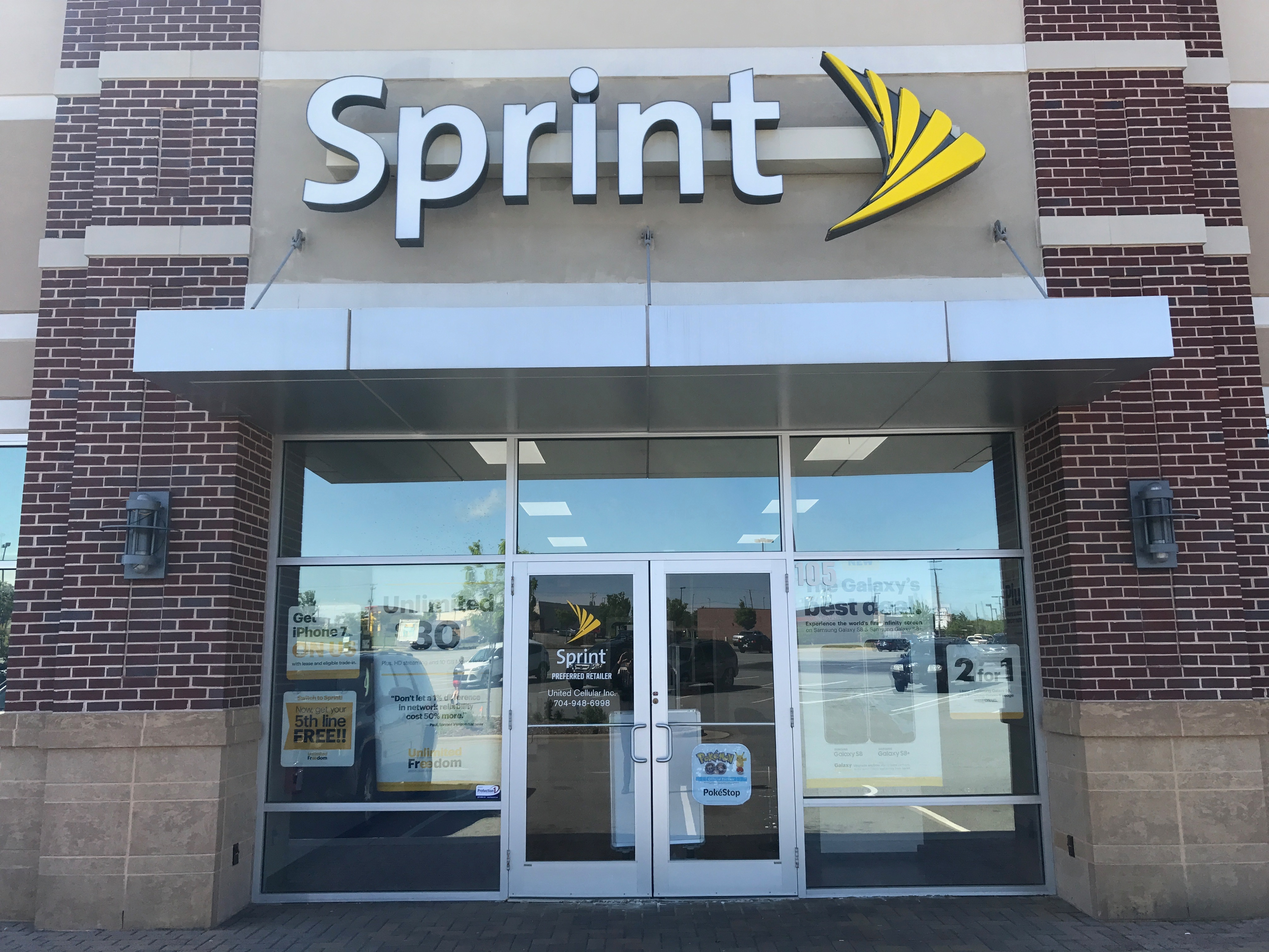 Sprint Store In Denver Nc Whitepages