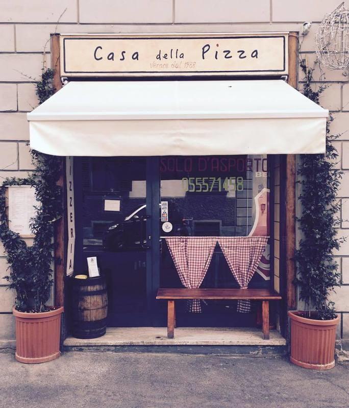 Casa della pizza verace dal 1988 pizzerie firenze for Casa della piastrella firenze