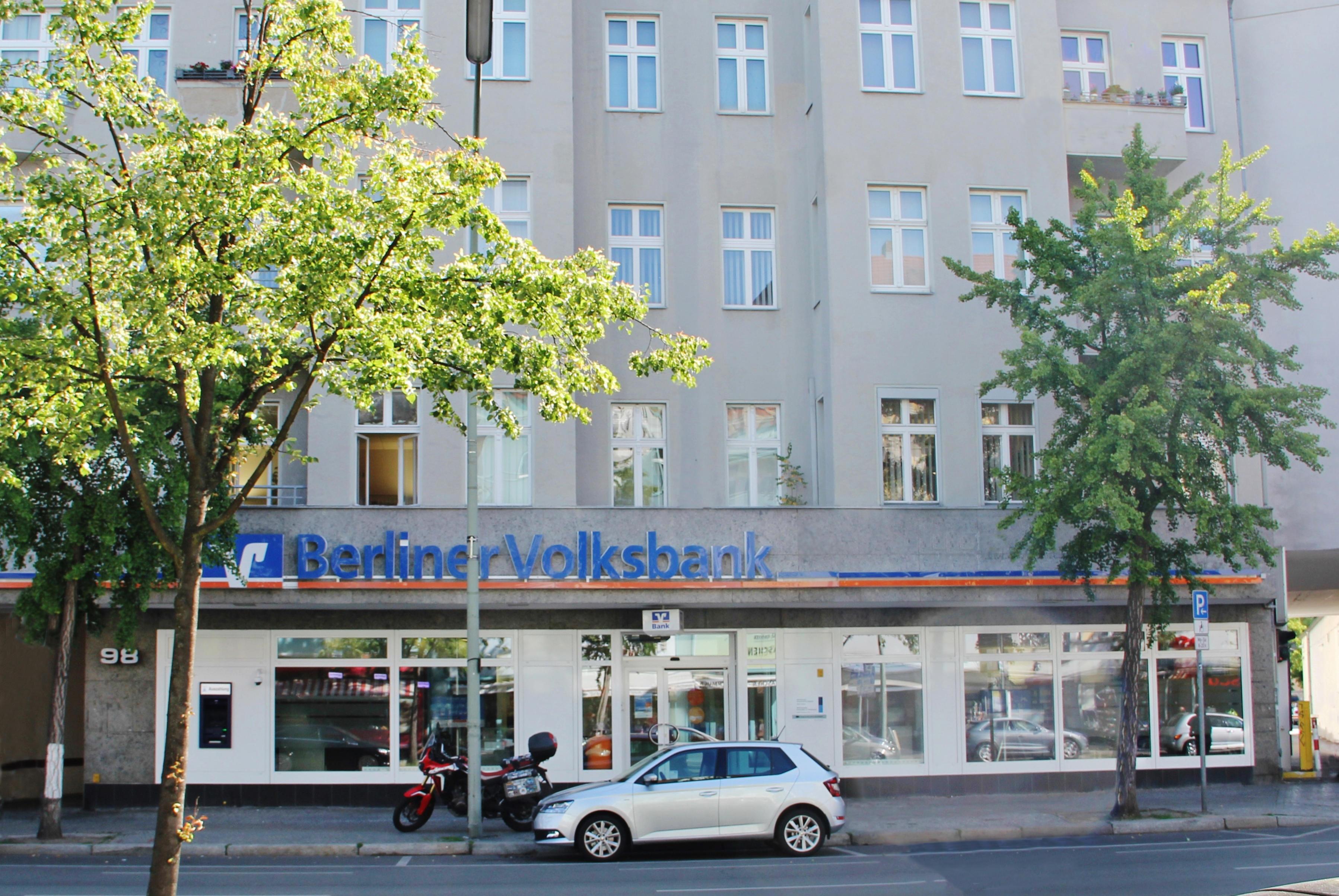 BVBI Berliner Volksbank Immobilien Berlin-Tegel