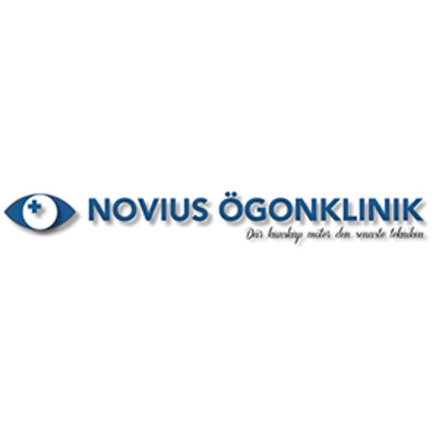 Novius Ögonklinik logo