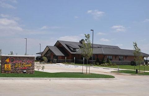 Durant / Choctaw Casino KOA image 3