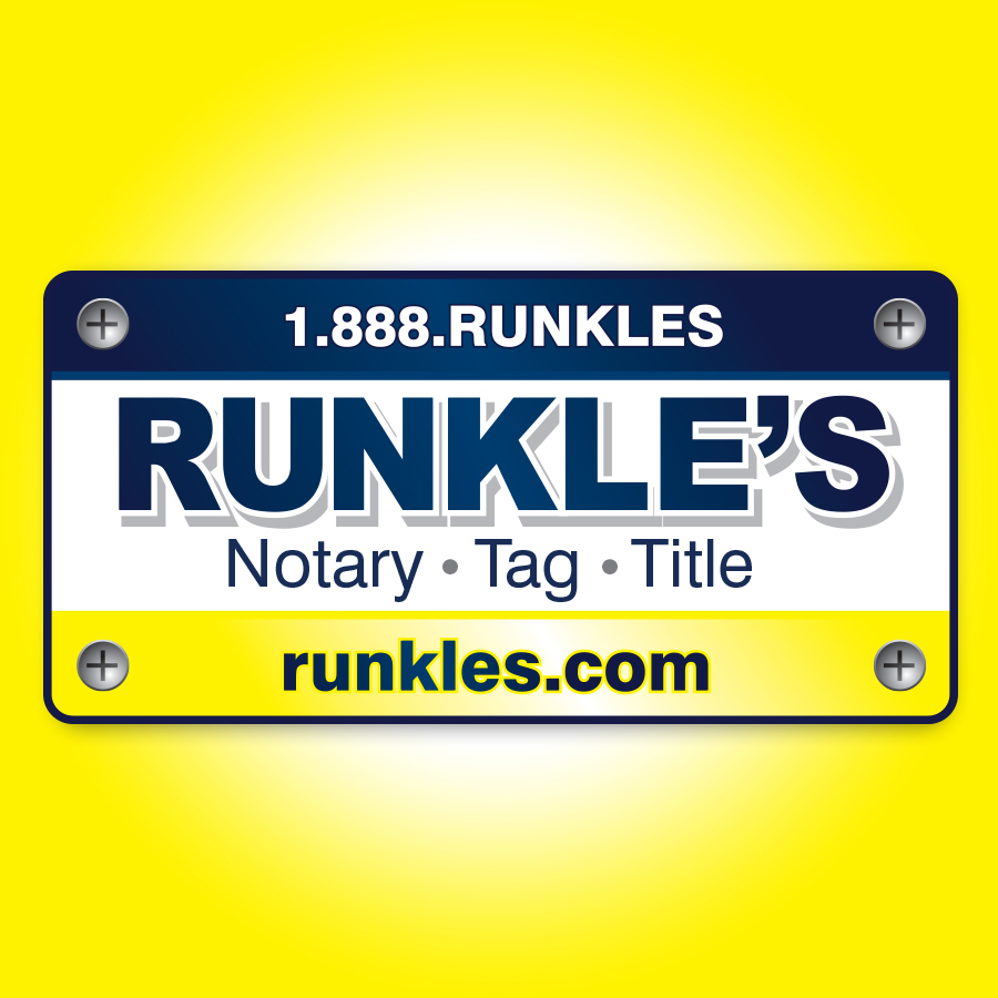 Runkle's Notary • Tag • Title - York, PA - Notaries