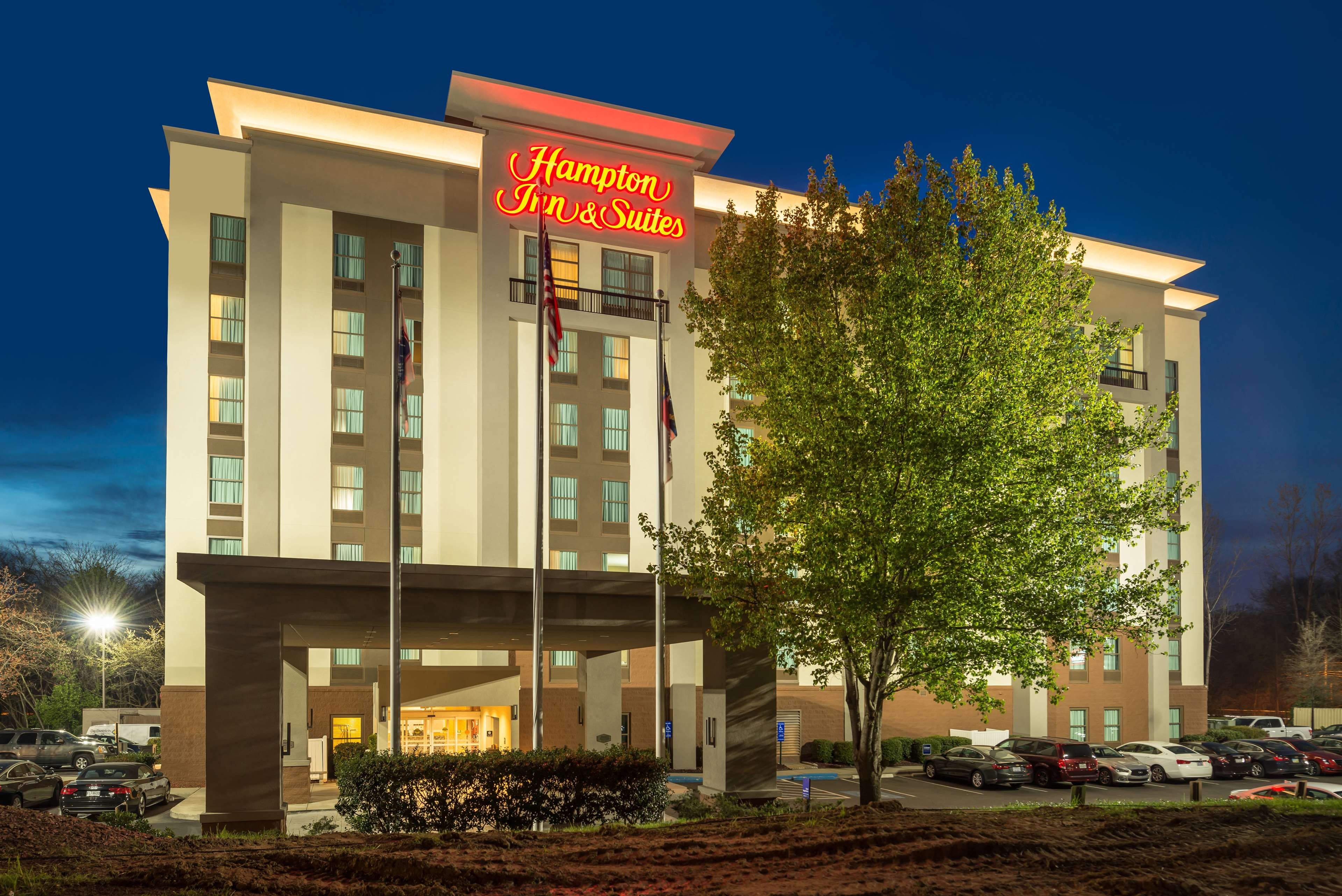Hampton Inn & Suites Charlotte-Arrowood Rd. image 2