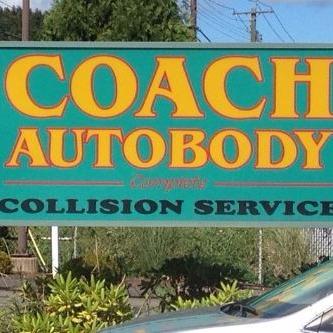 Coach Auto Body