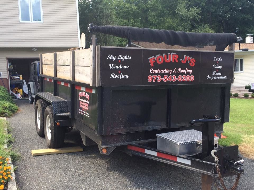 Four J's Contracting & Roofing image 2