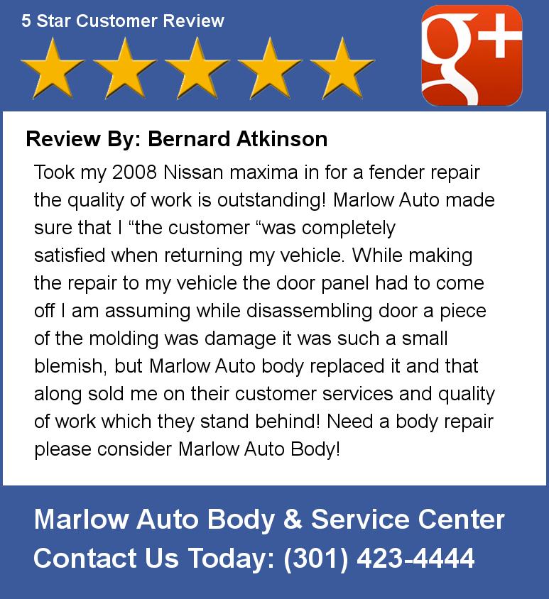 marlow auto body service center 4515 saint barnabas rd temple hills md n49 com n49 com