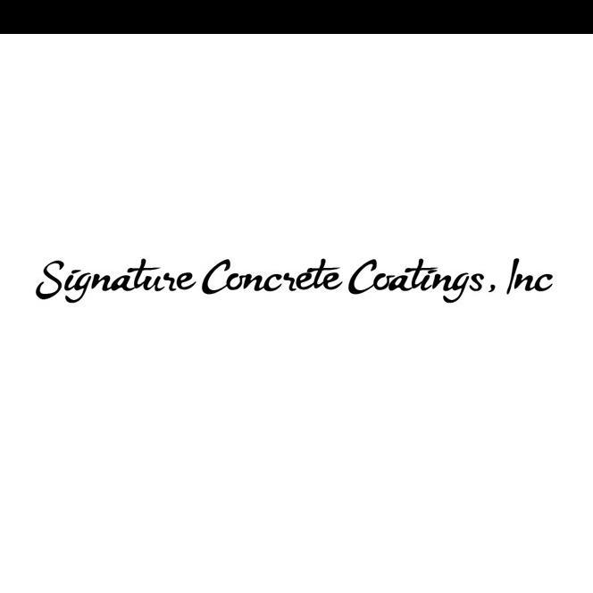 Signature Concrete Coatings, Inc