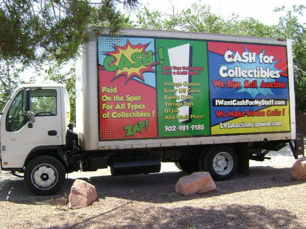 Cash for Collectibles image 0