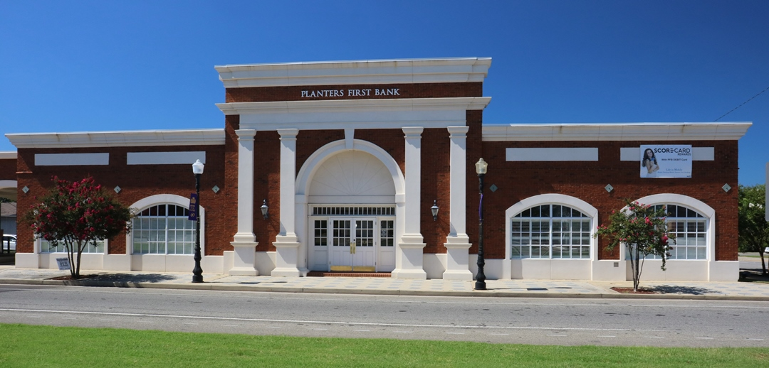 Planters First Bank - Fitzgerald