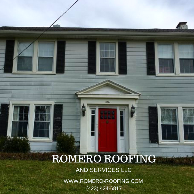Romero Roofing And Services Llc At 11206 Hixson Pike