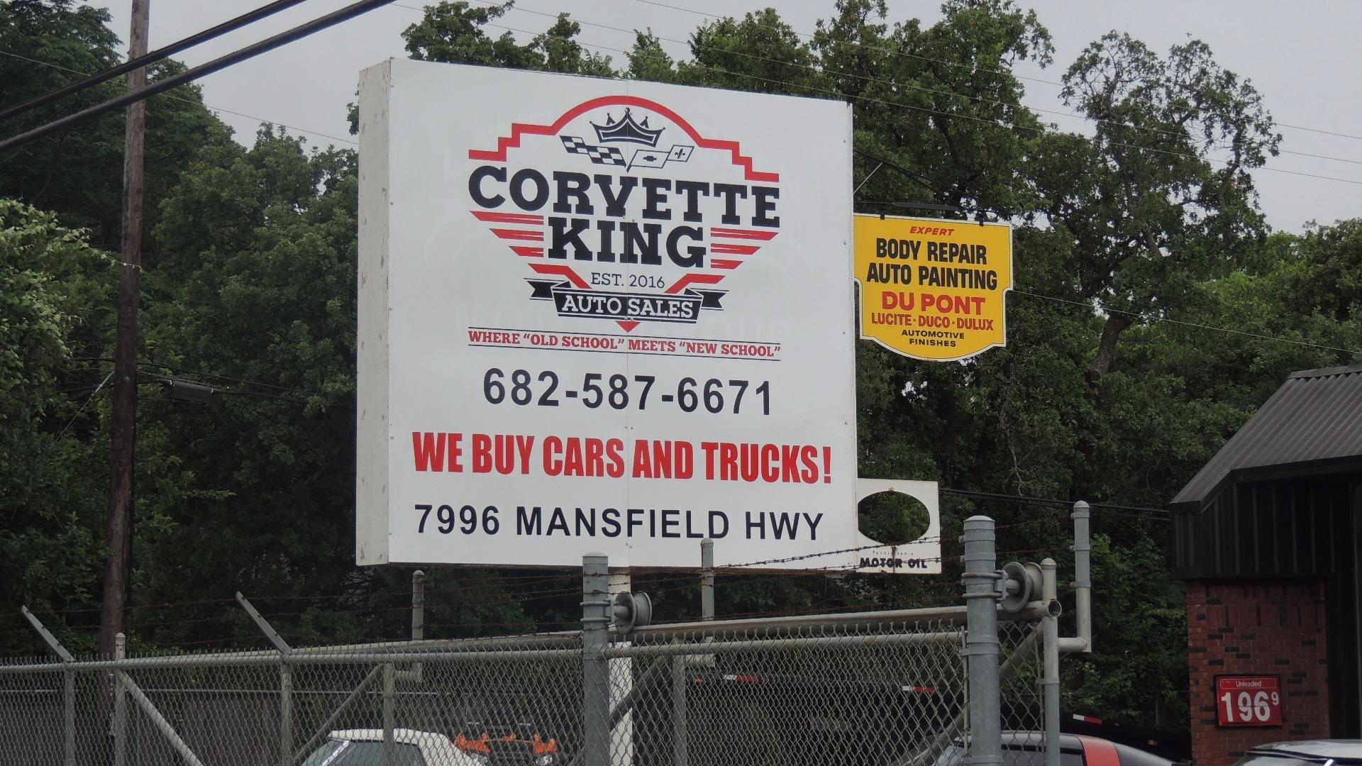 Corvette King Auto Sales image 0