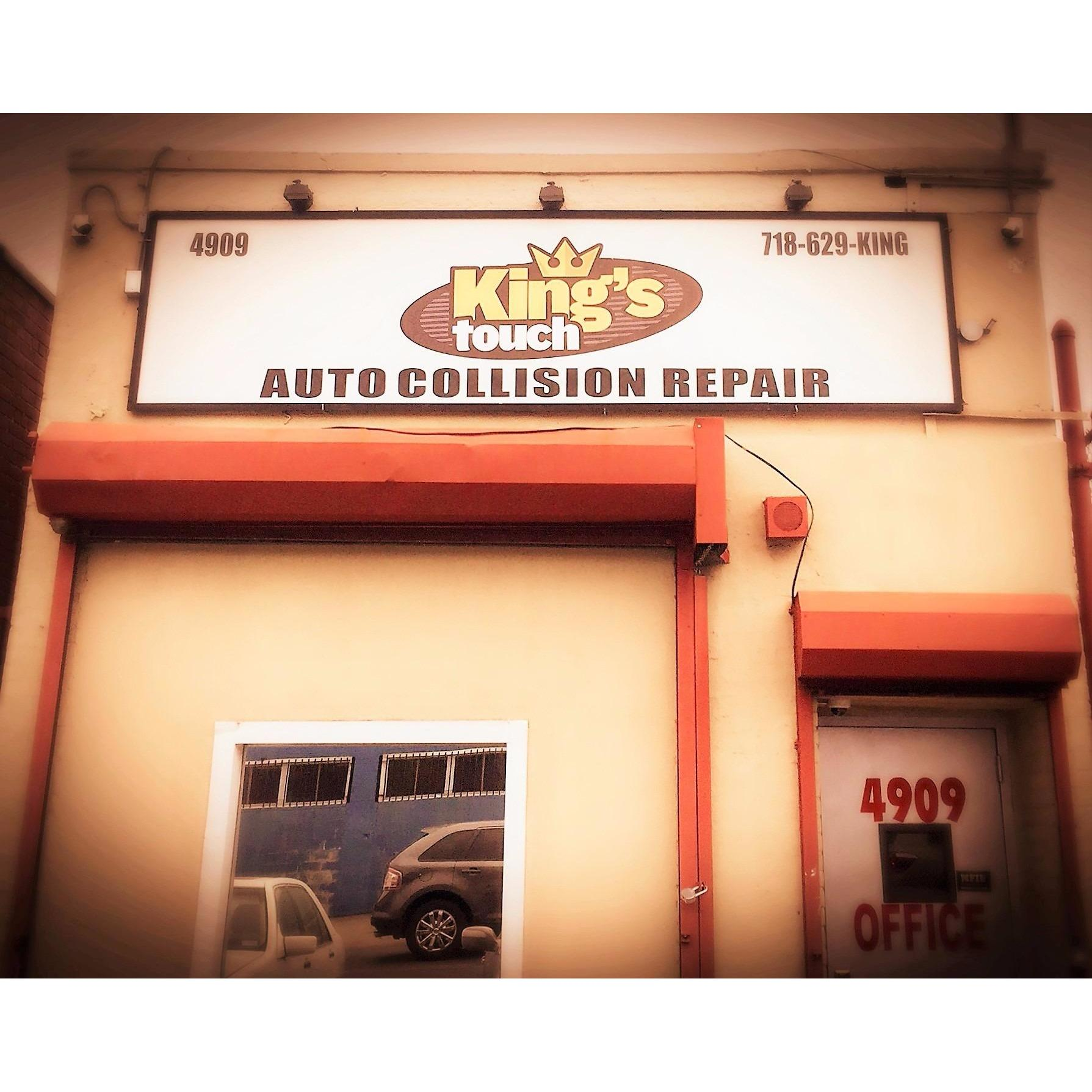 King's Touch Auto Collision Repair