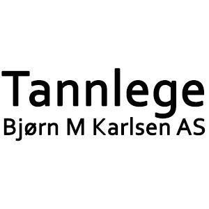 Tannlege Bjørn M Karlsen AS