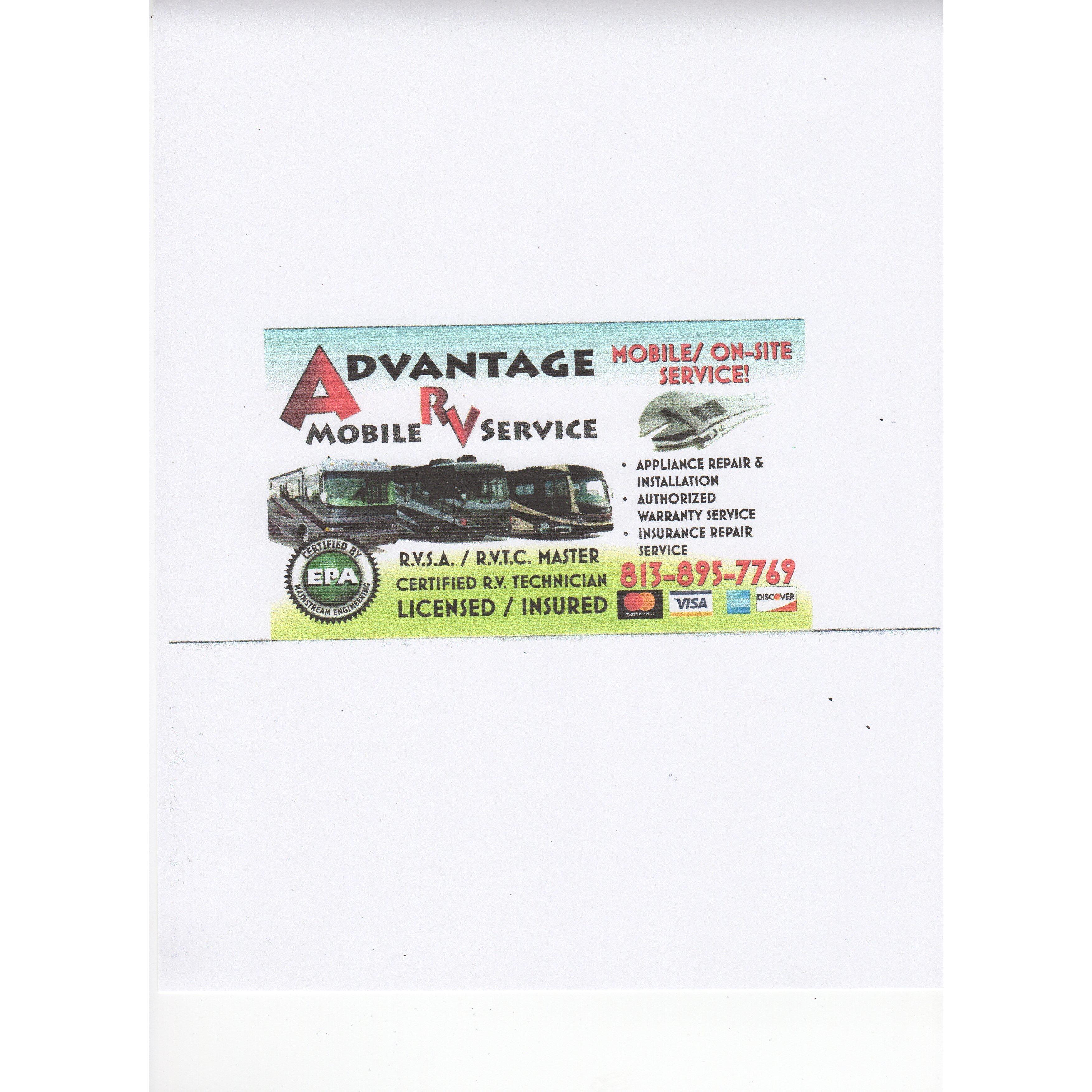 Advantage Mobile  RV  Service