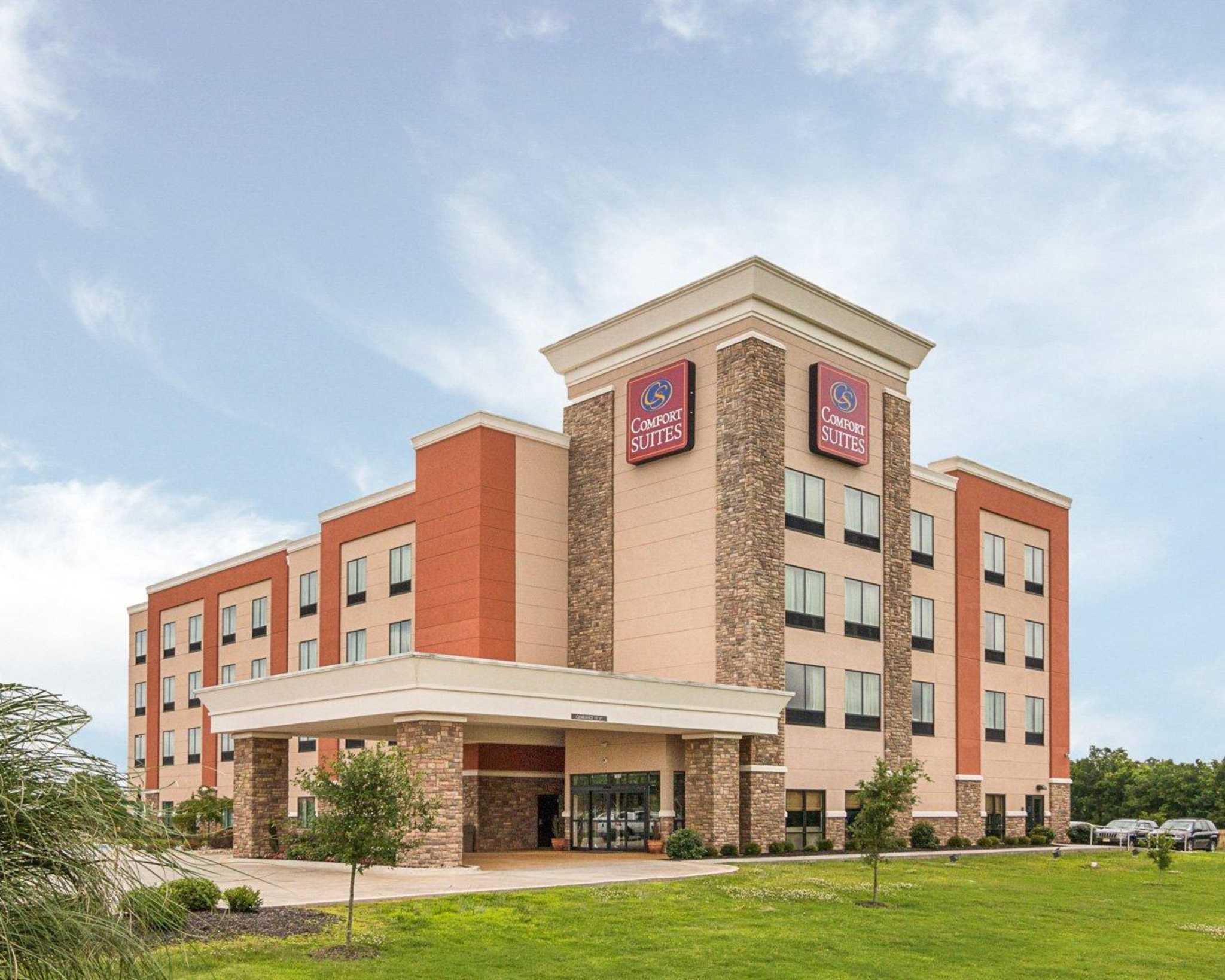 Comfort Suites Bossier City Shreveport East In Bossier