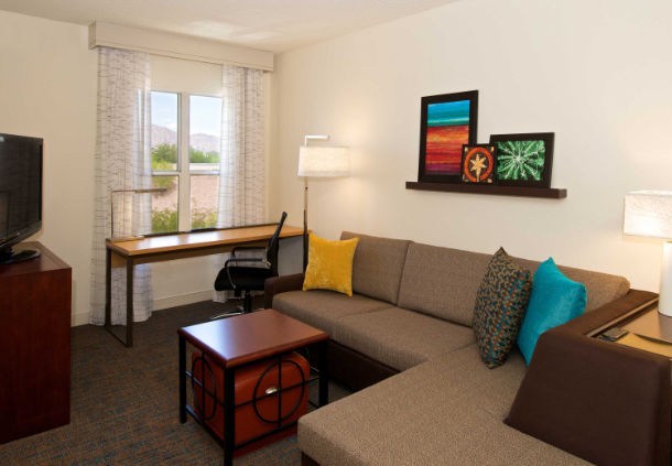 Residence Inn by Marriott Phoenix Airport image 16