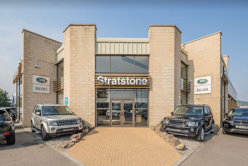 stratstone land rover cardiff car dealers new used. Black Bedroom Furniture Sets. Home Design Ideas
