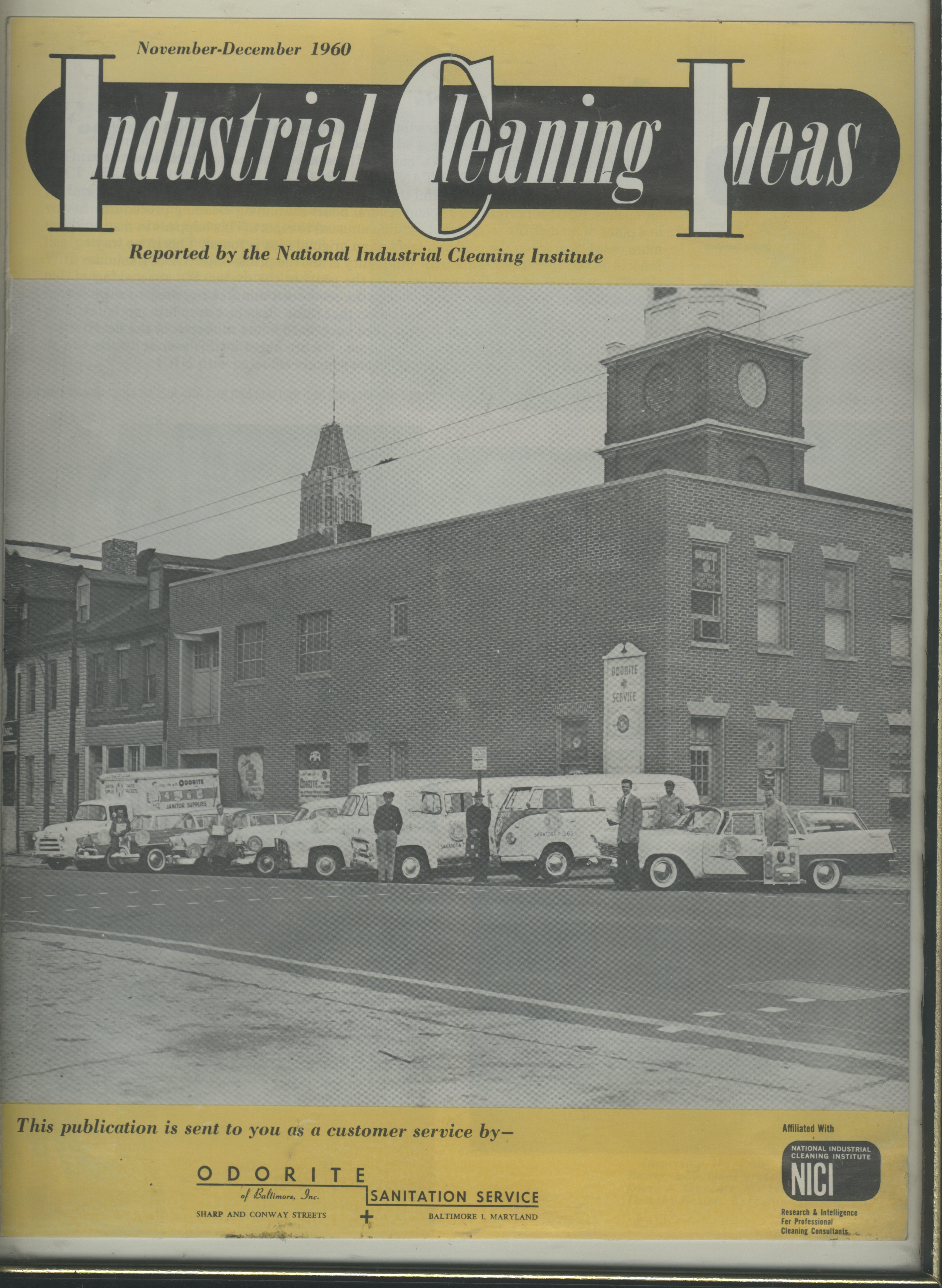 Odorite Of Baltimore Inc 1111 Maryland Ave