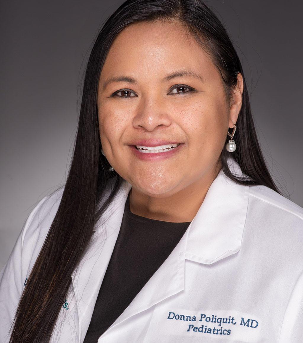 Dr. Donna Poliquit - Cook Children's
