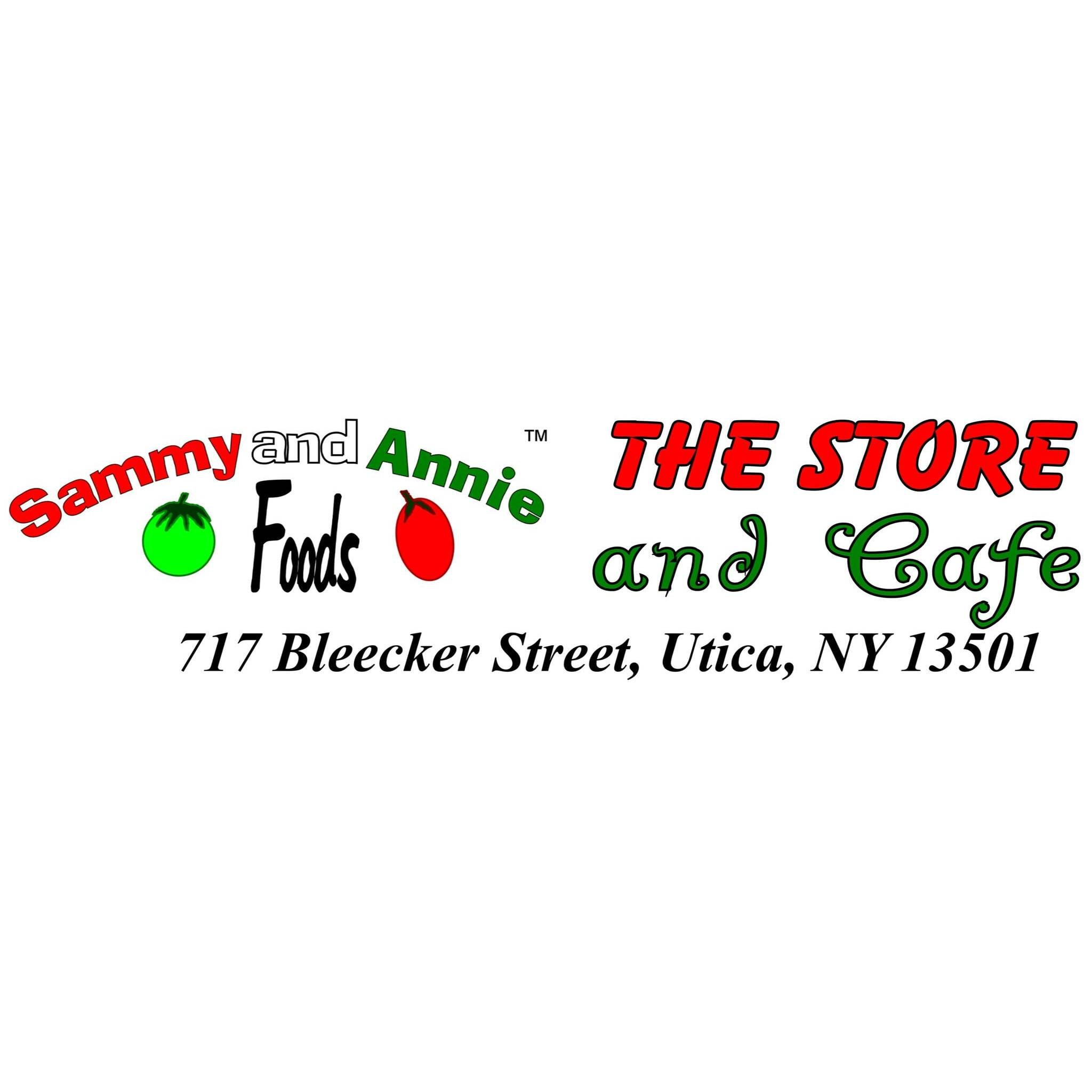 Sammy and Annie Foods