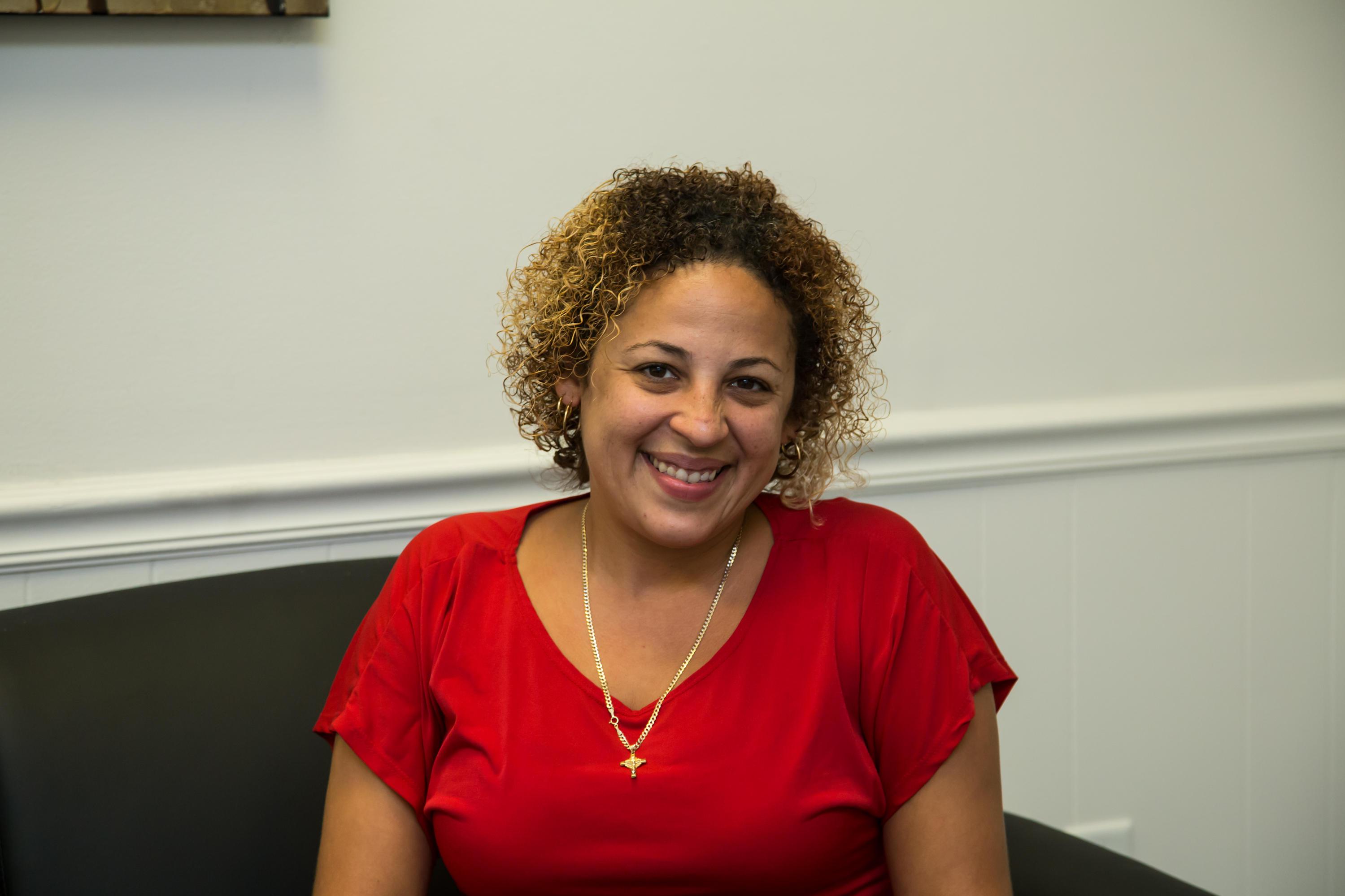 Our wonderful Legal Assistant Melissa