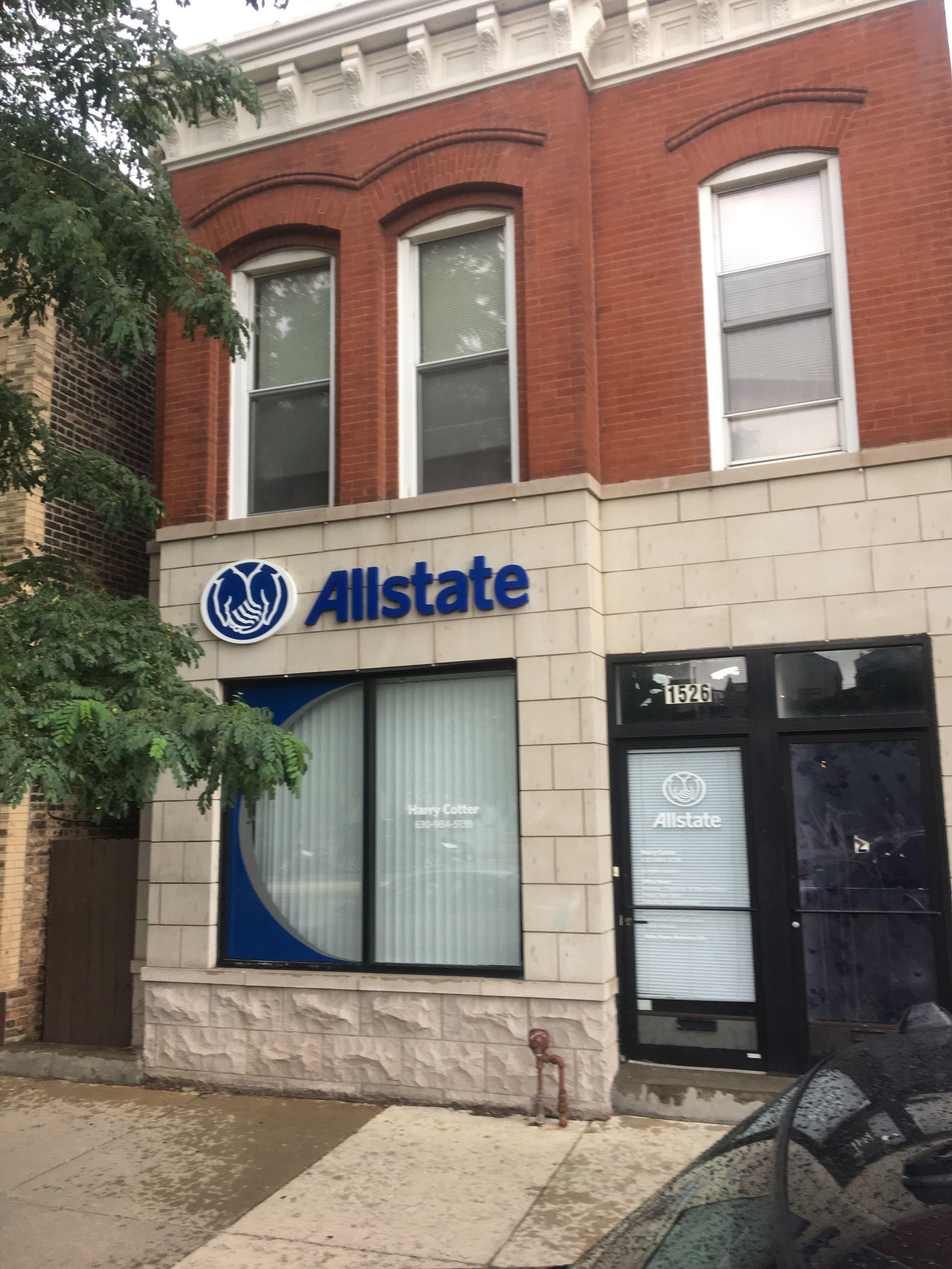 Allstate Insurance Agent: Harry Cotter