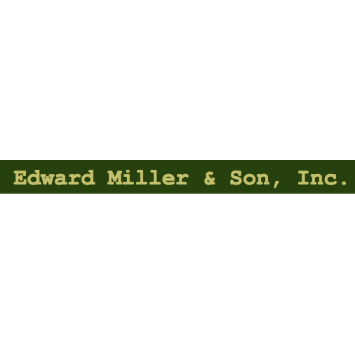 Edward Miller & Son Inc.