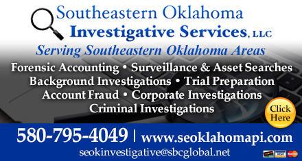 Southeastern Oklahoma Investigative Services, LLC image 0