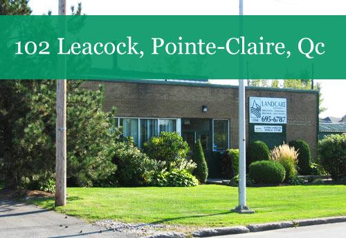 Landcare Independant Inc à Pointe-Claire