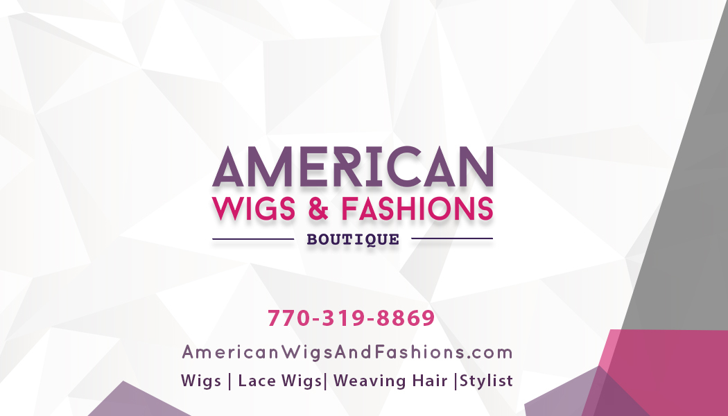 American Wigs and Fashion Boutique image 0
